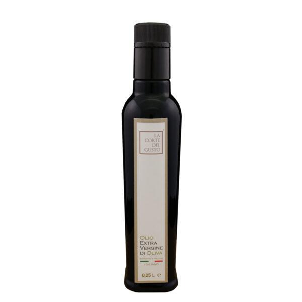 La Corte del Gusto Olio EVO bottiglia da 0,25L
