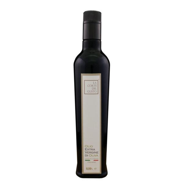 La Corte del Gusto Olio EVO bottiglia da 0,50L